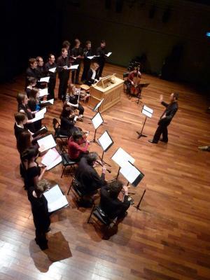 Concert 6 avril 2011 à la cité des arts