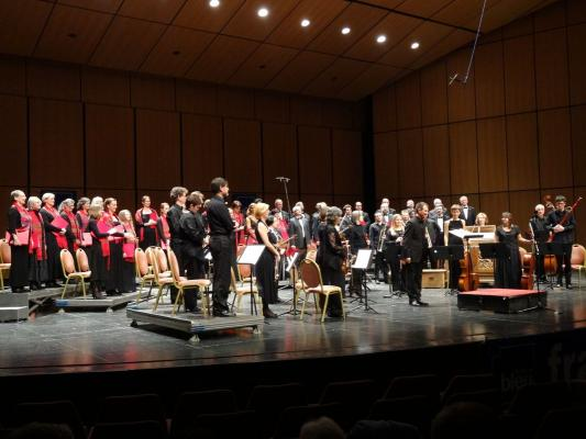 Concert Malraux 2012