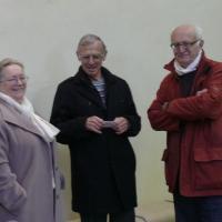 Pierrette Plaut, Daniel Scheer, Eric Plaut