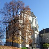 La Sainte Chapelle du Château des Ducs de Savoie